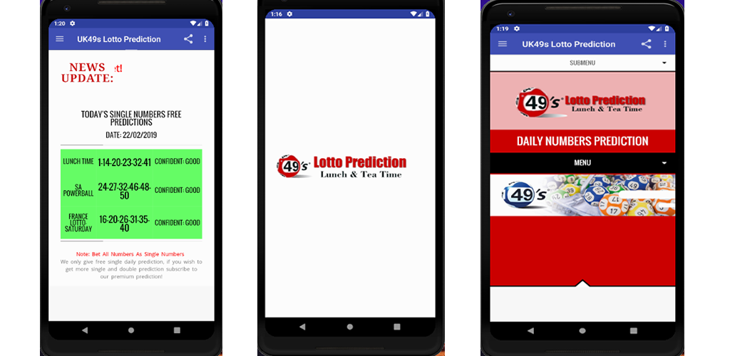 Download Uk49s Lotto Prediction APK latest version app for android