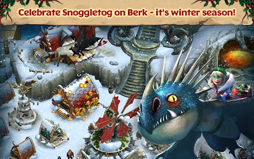 Dragons: Rise of Berk 1.24.12 (Mod Runes) Apk