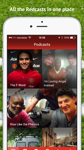 The Redcast App