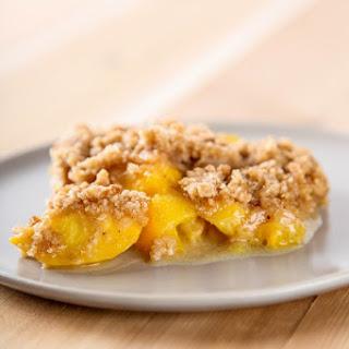 Peach Crumble