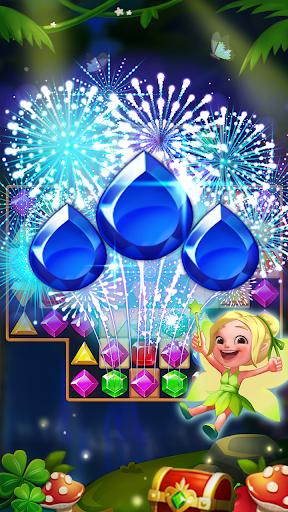 jewels forest : match 3 puzzle screenshot 1