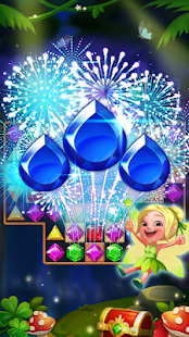 Jewels Forest : Match 3 Puzzle Screenshot