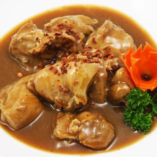 Chicken Adobo Rice Combo