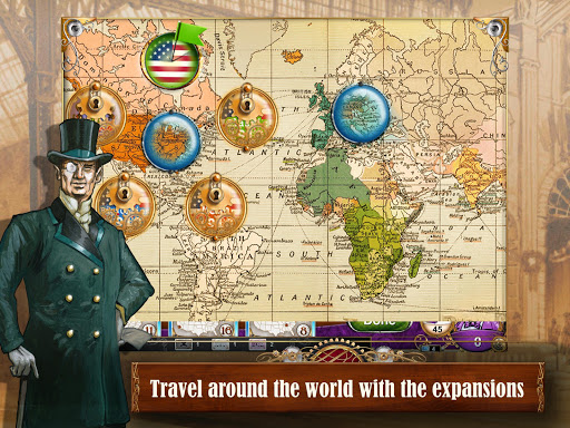 Screenshot for Ticket to Ride in United States Play Store