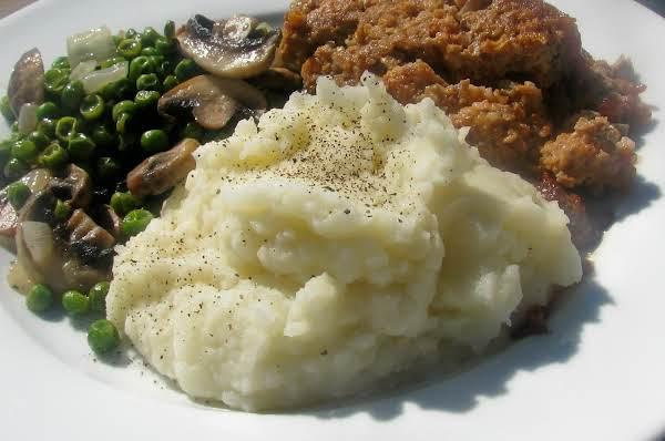 Hampshire Mashed Potatoes Recipe