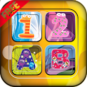 Funbrain Numbers, ABC for Kids