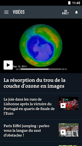 Le Monde, l'info en continu screenshot 6
