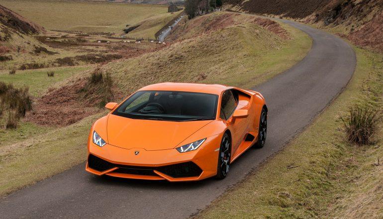 Lamborghini Huracan Hire Walsall