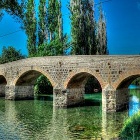 Most u Žegaru by Srbx  Cicapo - Instagram & Mobile Android ( kastel, dalmacija, bukovica, obrovac, zegar )