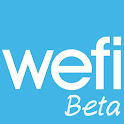 WeFi Pro Beta - Automatic WiFi icon