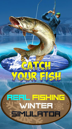 Real Fishing Winter Simulator 1.5 screenshot 897624