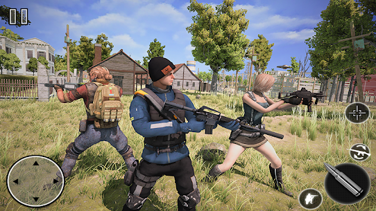 Fire Squad Free Firing: Battleground Survival Game Apk  Download For Android 3