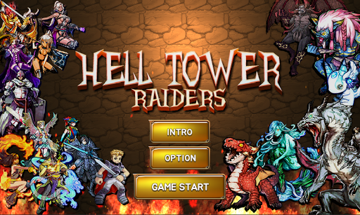 Hell tower lite : raiders