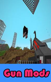 Gun MODS For MCPE screenshot