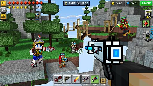 ピクセルガン3D。 Pixel Gun 3D