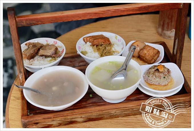 東坡鮮肉飯小菜3
