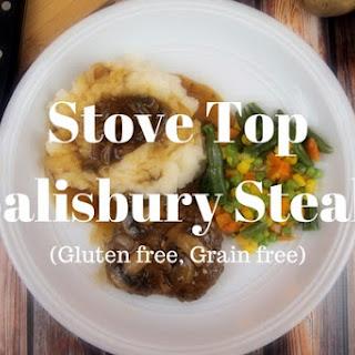 Stove Top Salisbury Steak