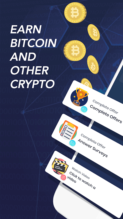 free crypto offers