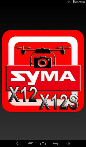 X12 DRONE SYMA