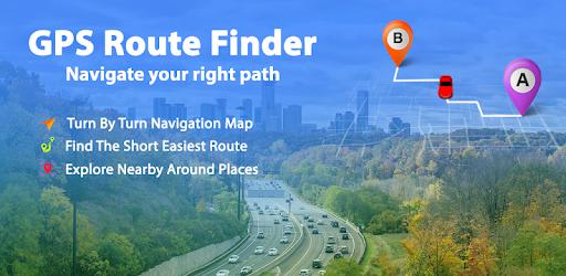 (APK) تحميل لالروبوت / PC GPS Route Maps & Navigation, Driving Directions تطبيقات screenshot