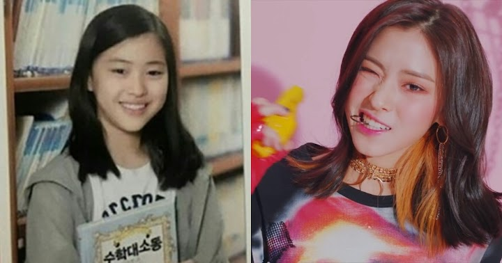 Itzy S Ryujin S Old Photos Surface In Online Communities