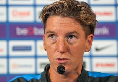 Super League : Aline Zeler en passe devenir la nouvelle coach du Sporting de Charleroi