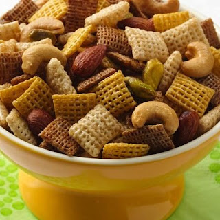 Indian Spiced Chex® Mix