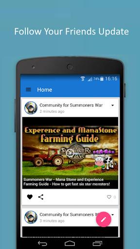 Fans App for Summoners War