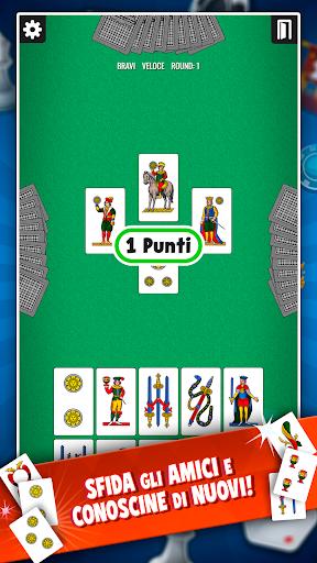 Traversone Più - Giochi di Carte Social apklade screenshots 1