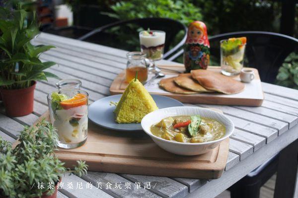 烏拉森林歐式咖啡鬆餅屋, 融合烏拉山兩側風情的異國料理,跟著舌尖去旅行