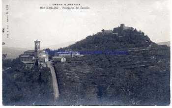 Photo: Montemelino, Panorama del Castello