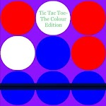 Tic Tac Toe- The Colour Edition icon