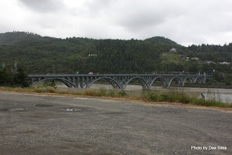 Photo: (Year 2) Day 356 - The Bridge in to Gold Beach #2