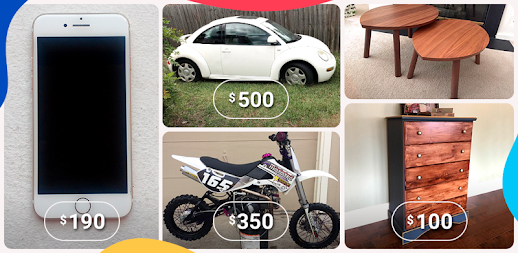 letgo: Buy & Sell Used Stuff, Cars & Real Estate APK