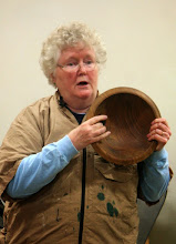 Photo: She began with this walnut bowl that had been sitting around the kitchen for years.