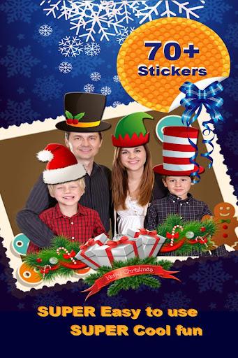 Santagram Christmas Frames