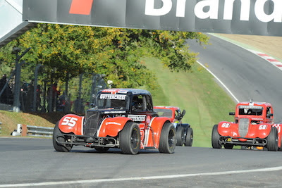 Power wins Brands Hatch finale