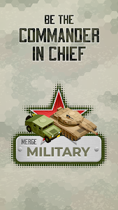 Merge Military Vehicles Tycoon - Idle Clicker Game 1.1 (Mod Money)