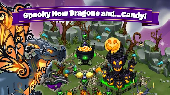 DragonVale MOD (Unlimited Gold/Crystals) 7