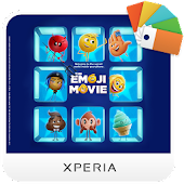XPERIA™ The Emoji Movie Theme