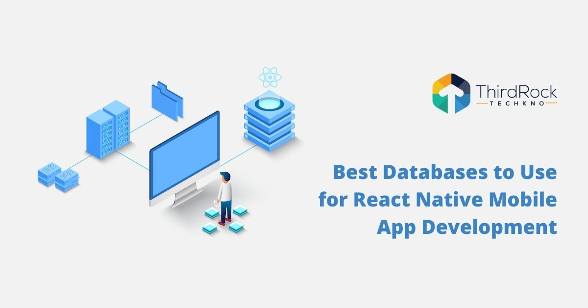 Database for React Native Mobile app Development