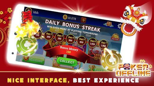World Poker - Texas Holdem Offline 2.0.2 screenshots 1