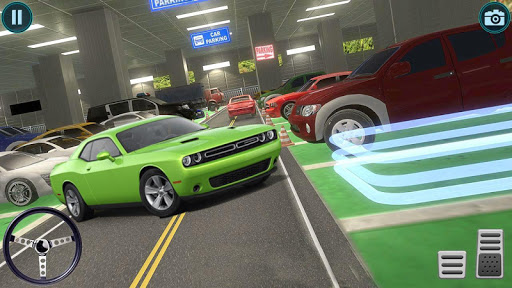 Luxury Car Parking Mania 2020: 3D Free Games apkpoly screenshots 3