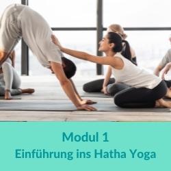 100 h Yogaübungsleiter Einführung