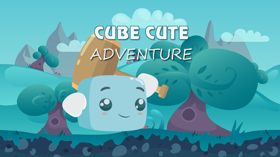 Download Cute Cube Adventure For PC Windows and Mac apk screenshot 4