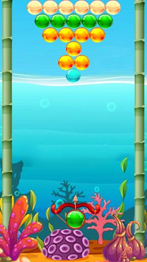 Magical Ball Shooter free games  captures d'écran 1