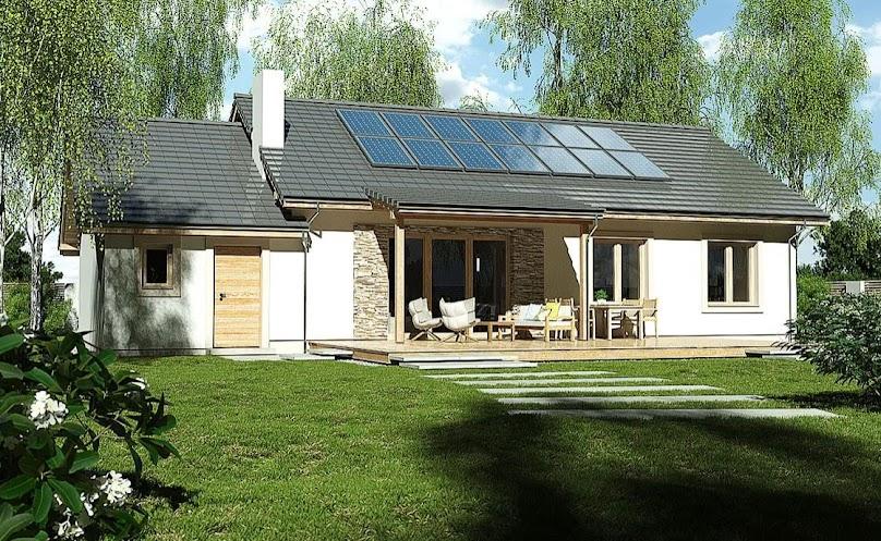 Projekt domu Nina 2 Nova wersja C