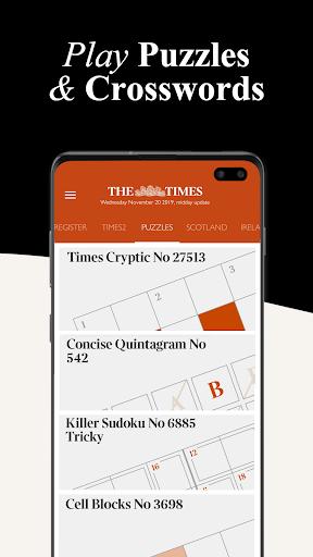 The Times screenshot 3