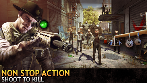 Last Hope Sniper - Zombie War: Shooting Games FPS 1.6 screenshots 2