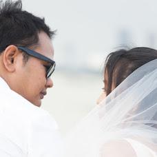 Wedding photographer Chatchai Harirak (MISFITSTUD1O). Photo of 30.01.2017